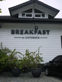 Breakfast at Anotnio's