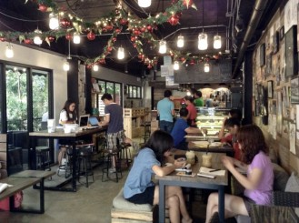 Industrial Christmas at Craft, Katipunan