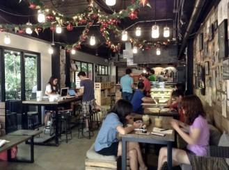 Industrial Christmas at Craft, Katipunan