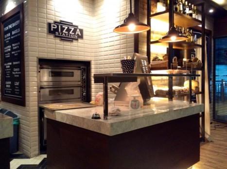 Pizza/ Breads, Marciano's Katipunan