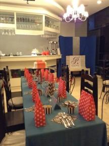 Table ready!