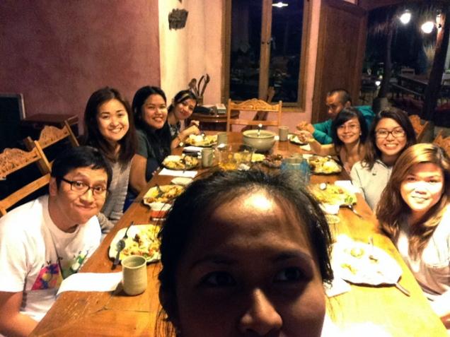 Dinner by Chef Mina♥