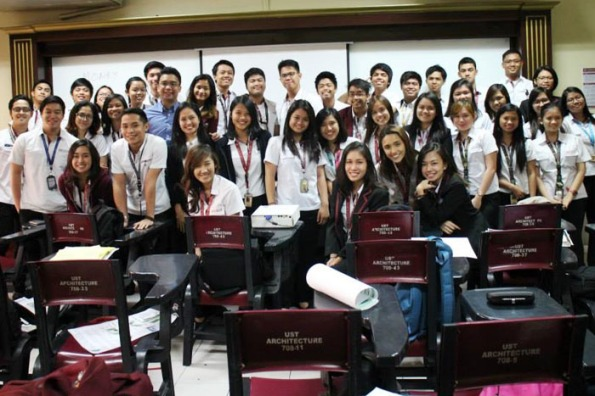 3AR8 with Ar. Jomar de la Paz on Architecture as Business