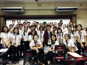 5AR8 Last Housing class of the semester!